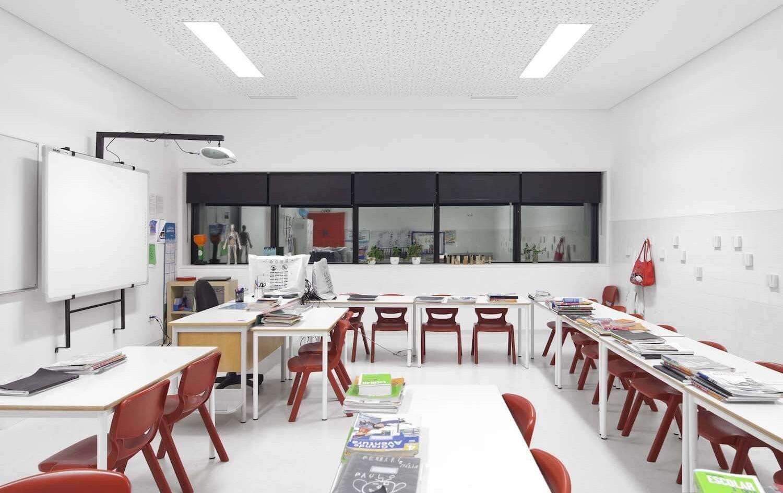 Centro Escolar S. Miguel de Nevogilde - Porto