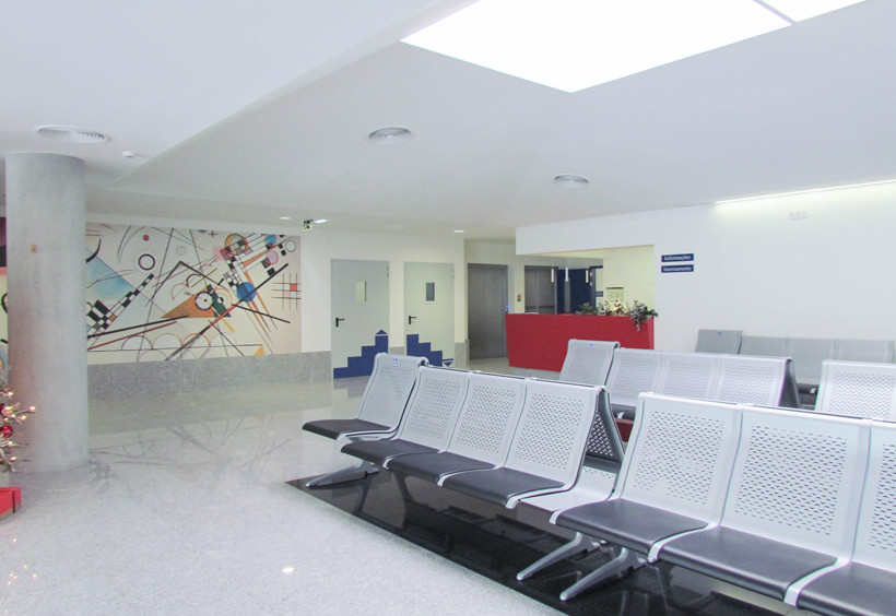 Hospital Narciso Ferreira - Riba de Ave