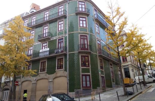 Edifício Cândido dos Reis - Porto