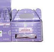 Lavender Backflow Cones