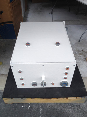 Hot Oil Tank Coated with Ceramic Insulation Coating