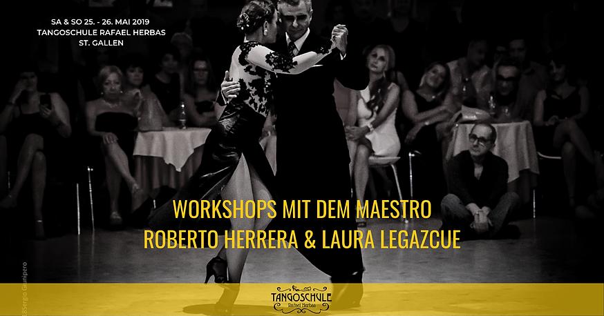 WS mit Roberto Herrera Laura Legazcue.pn