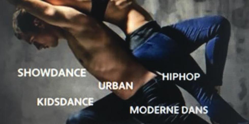 Inschrijvingsformulier danslessen