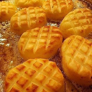 Potato Fondants
