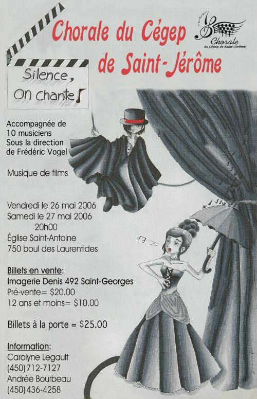 2006-26 mai Silence on Chante