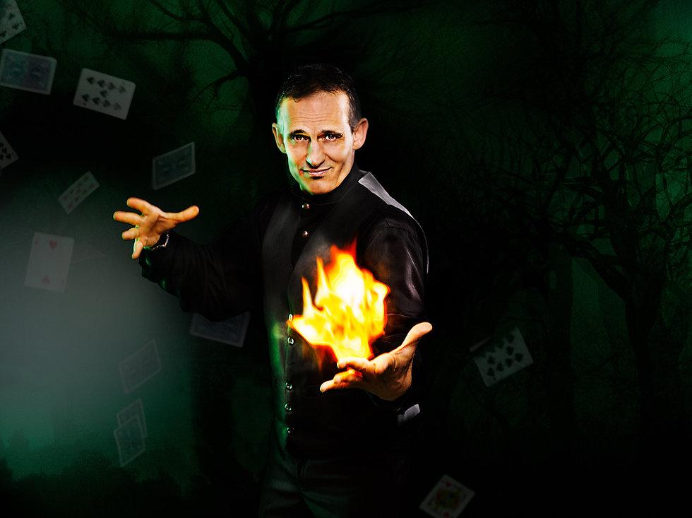 Jean CHristophe WEIL - Magicien