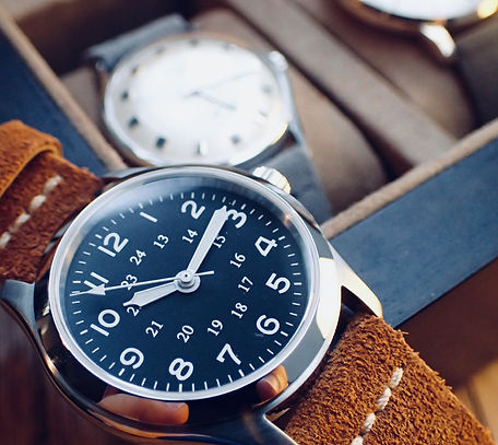 Microbrand JCruysberghs fied watch ETA 2824