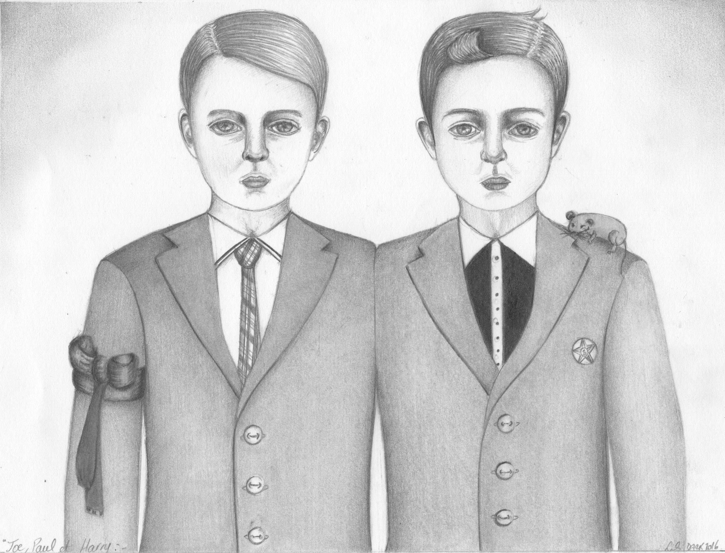 Joe, Paul et Harry