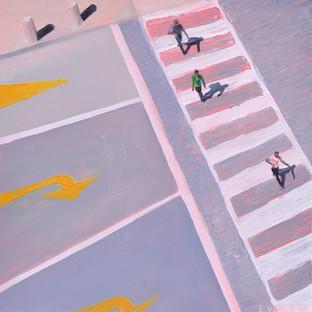 """Zebra Crossing"""