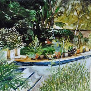 Agtertuin [back garden] II