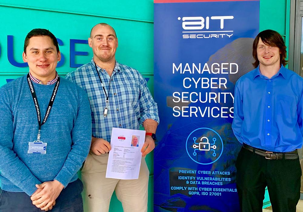 IT BCS Cyber Infrastructure Analyst Apprenticeship BluescreenIT Devon