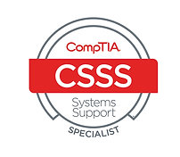 CompTIA Systems Support Specialist