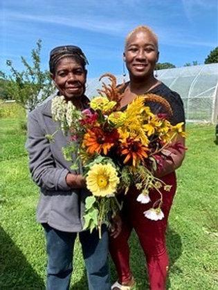 Flower Bucket Share 2021