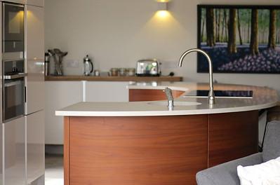 Bespoke kitchen unit