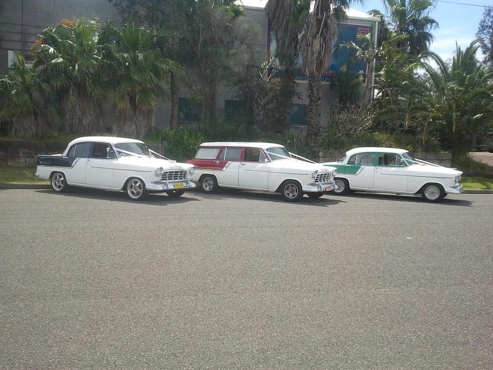 Classic Car Hire Newcastle