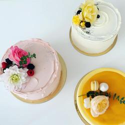 Különálló torták