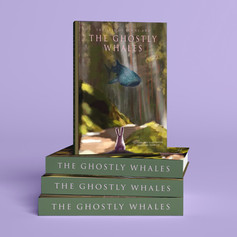 The Ghostly Whales Children's Book