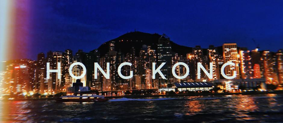 Hustling Hong Kong