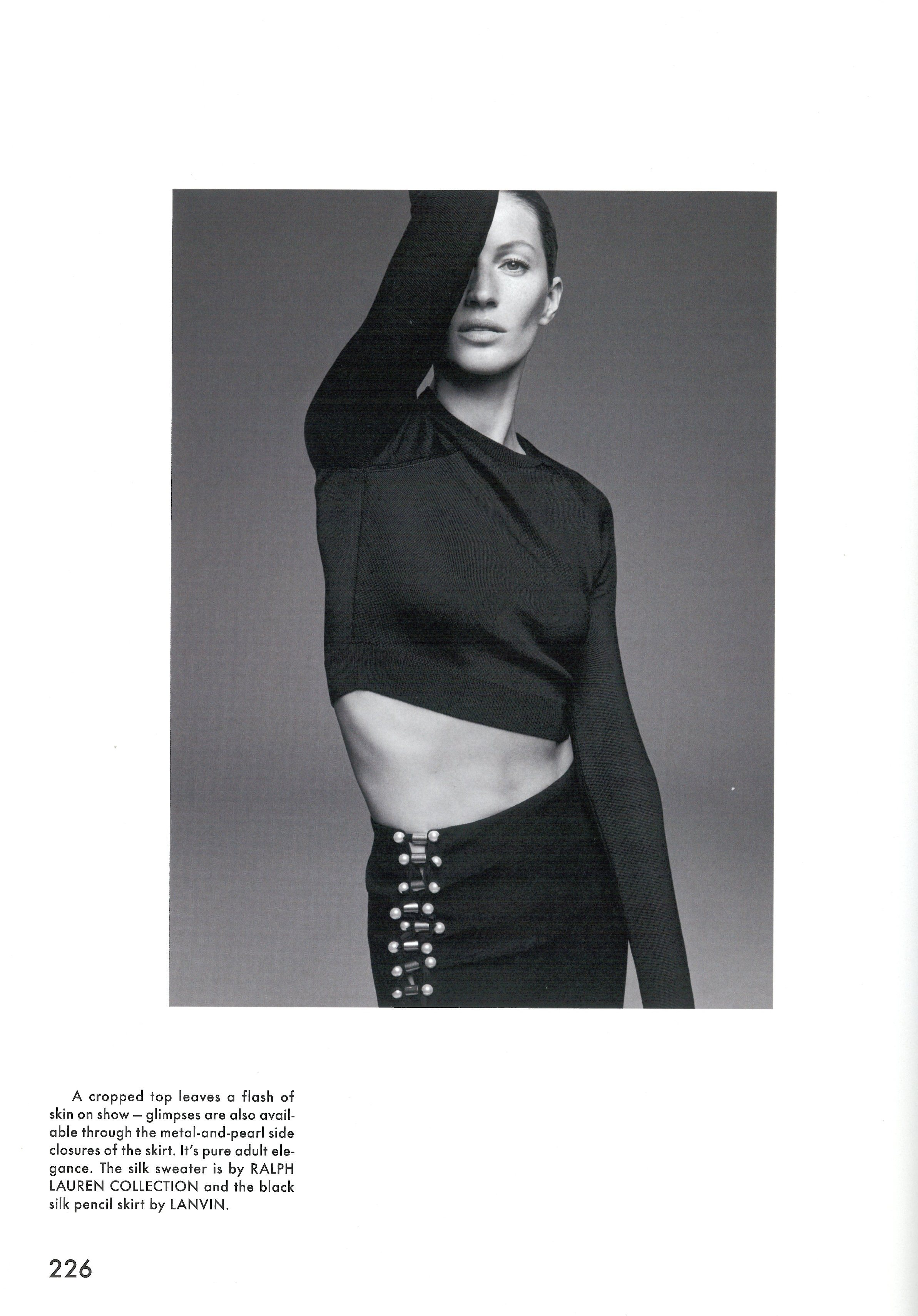 The_Gentlewoman_UK_Spring_Summer_2015_Collection__SS15_Sweater_(Gisele_Bündchen)