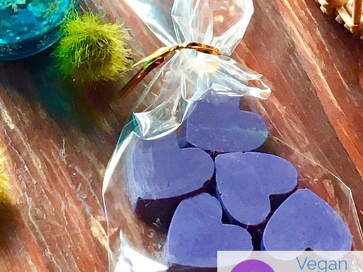 Butterfly Pea Chocolate