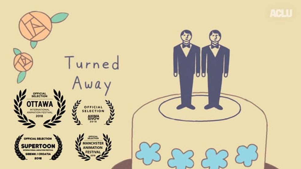 Turned Away   ACLU
