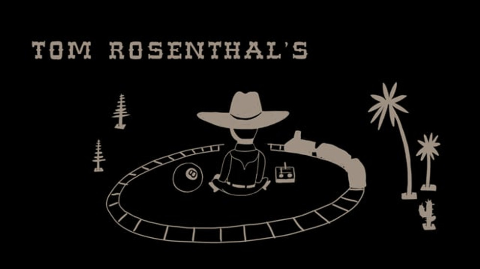 As Luck Would Have It   Tom Rosenthal