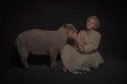 The Shepherd Girl