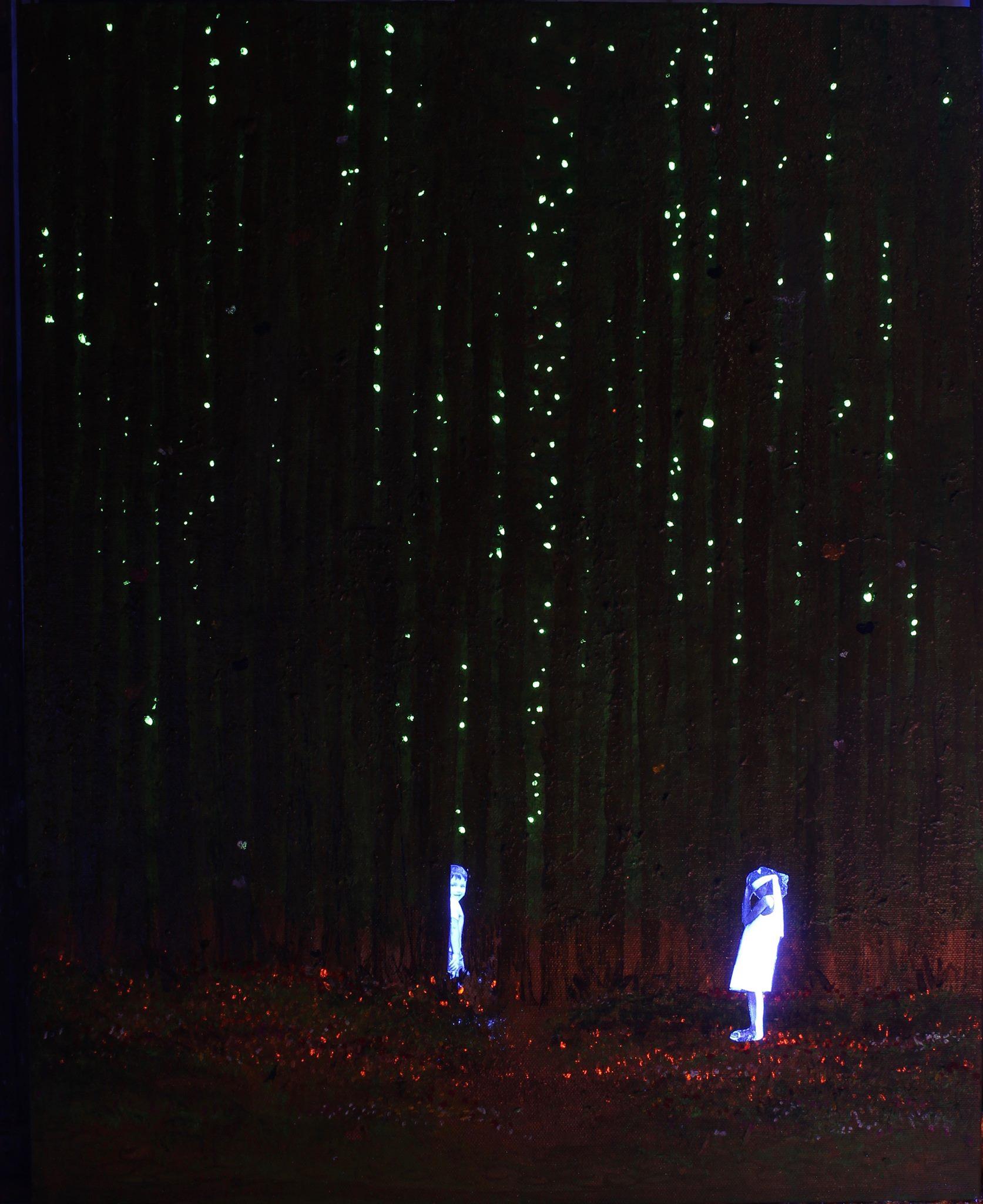 Hide and Seek - UV Light
