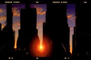Manhattan Sunset 1999