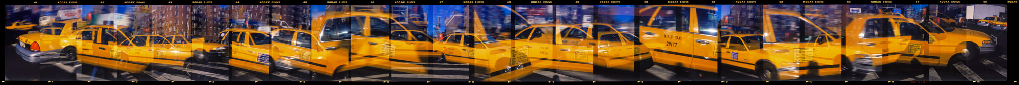 New York Taxi 1999