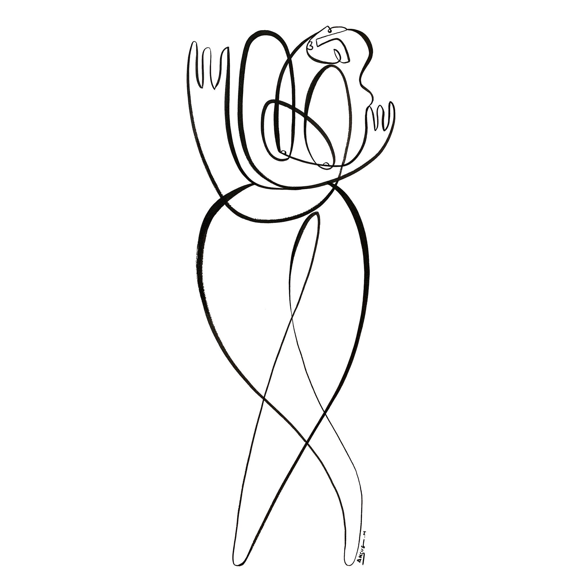 Serendipitous Dancer