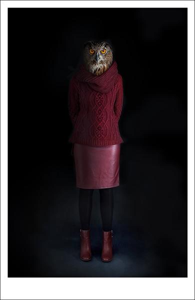 Second Skins - Retrato Numero 12