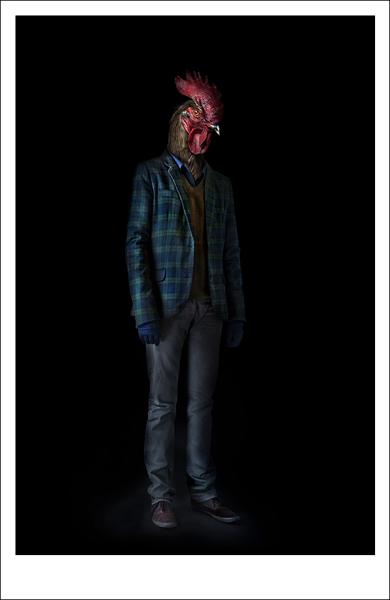 Second Skins - Retrato Numero 22