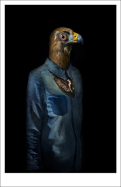 Second Skins - Retrato Numero 42