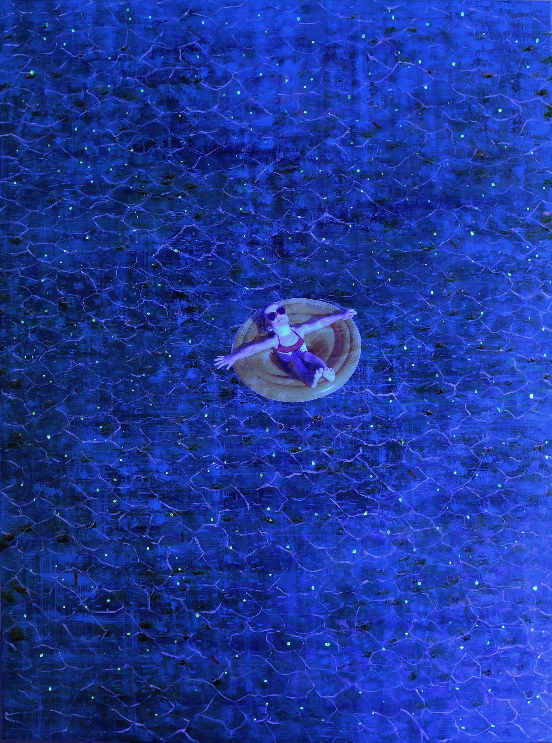Lost at Sea - UV Light