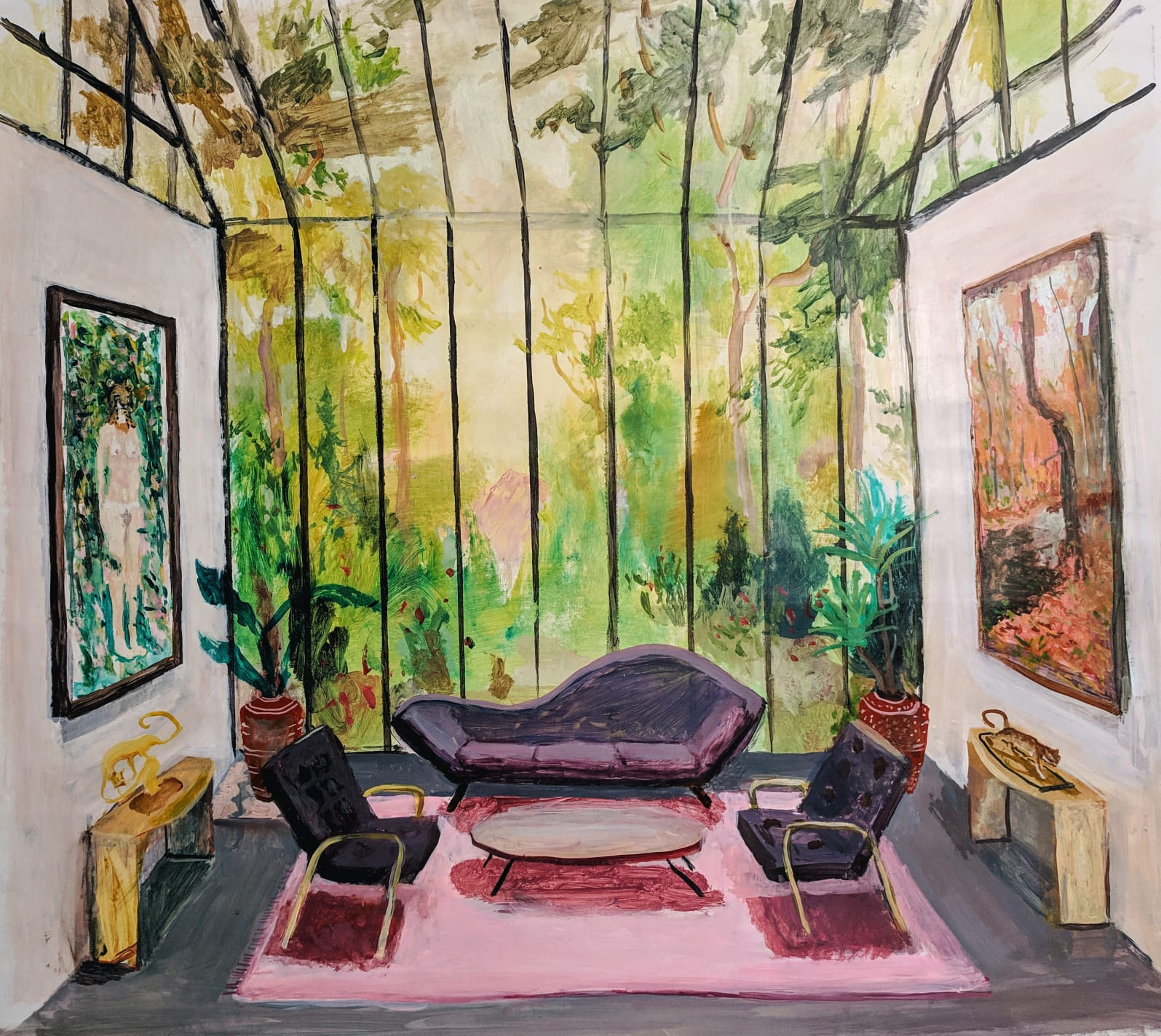 Wildcat Conservatory
