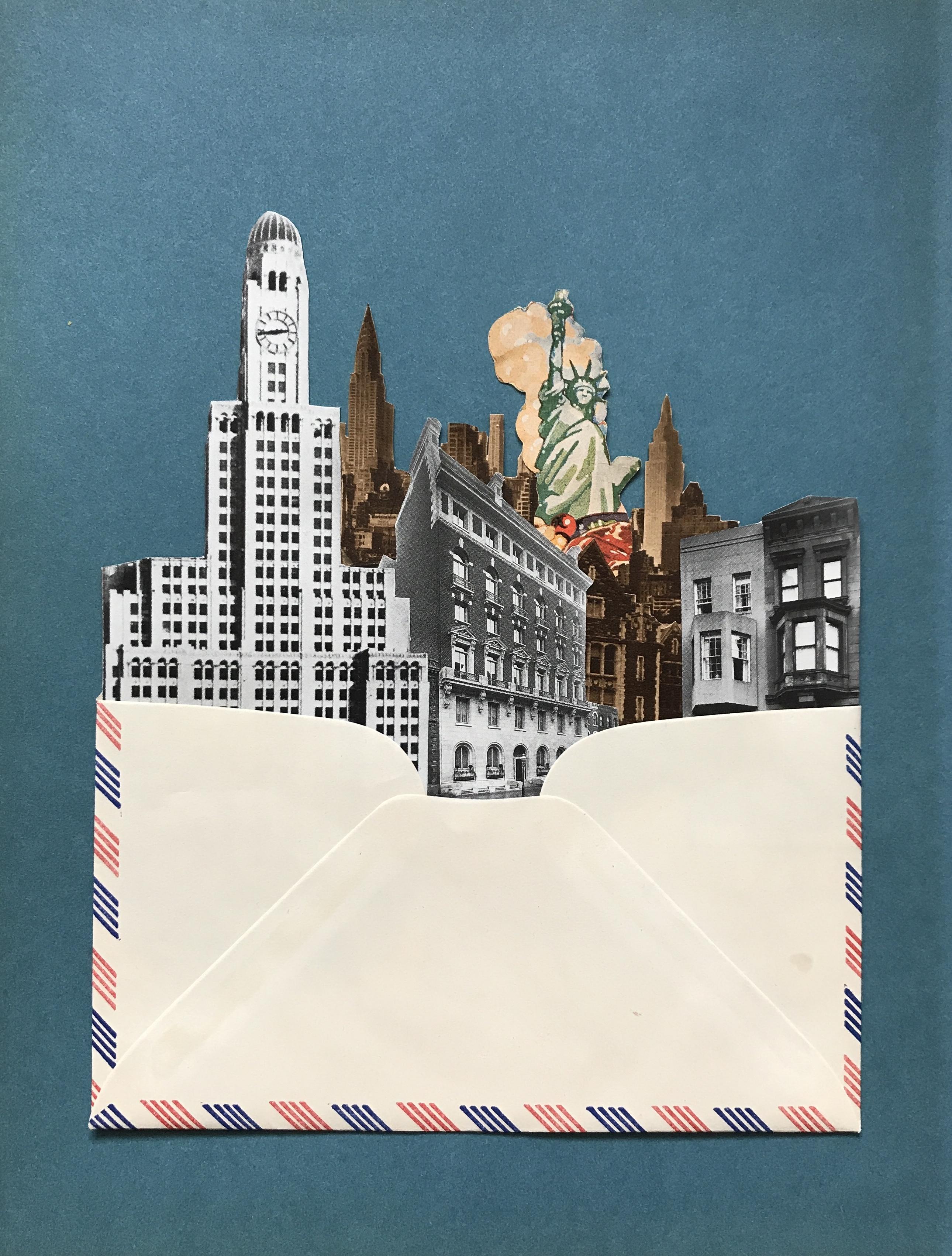 Air Mail City #4