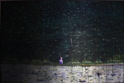 Fisherman - Under UV Light