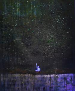 Fishing Pond - Under UV Light