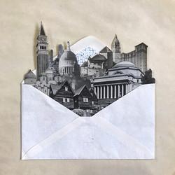 Air Mail City #3