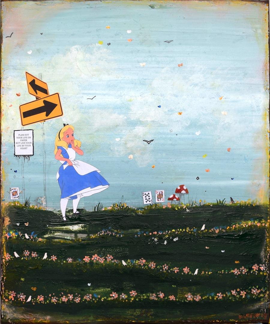Alice's Trip
