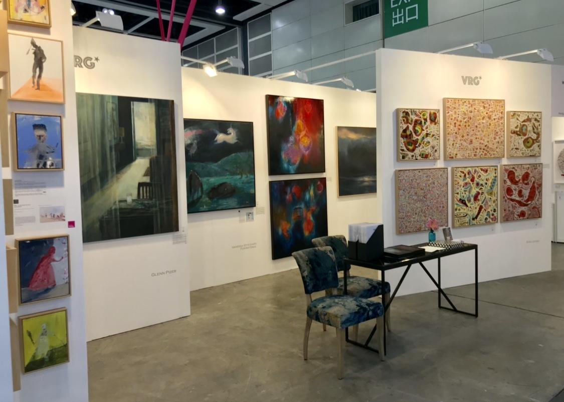 Van Rensburg Galleries AAF Hong Kong