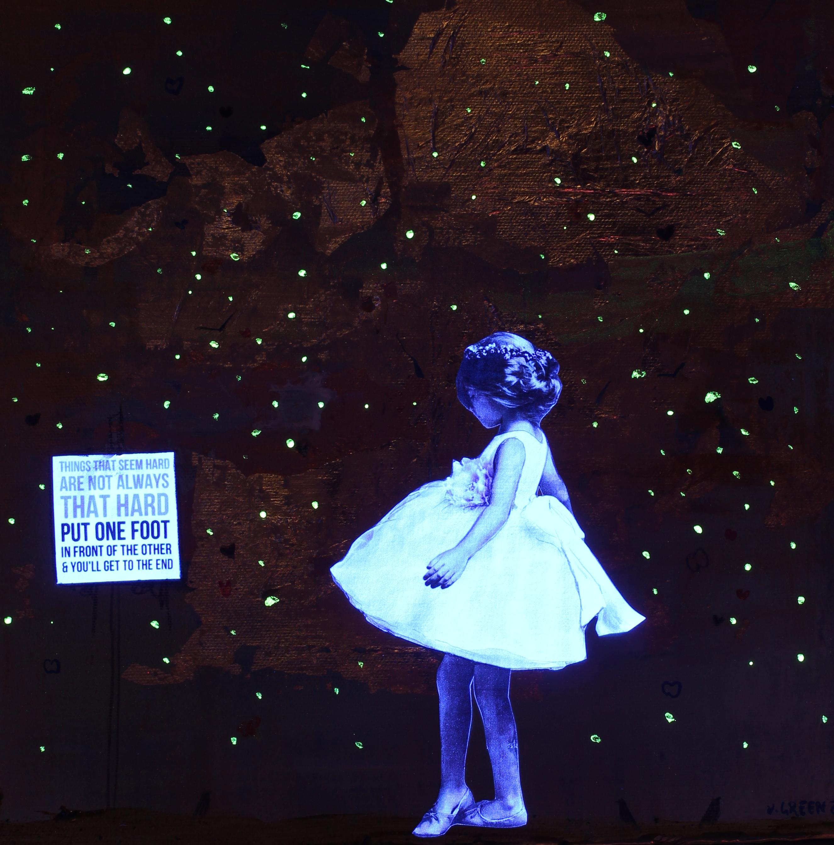 The Walk - Under UV Light