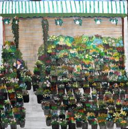 Sea of Flowers_Mixed Media 120x120cm_47.