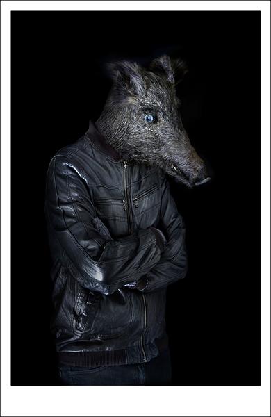 Second Skins - Retrato Numero 31