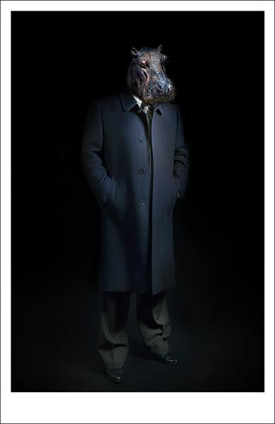 Second Skins - Retrato Numero 43