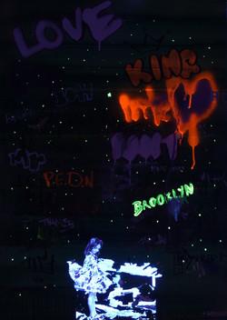 Stage - UV Light