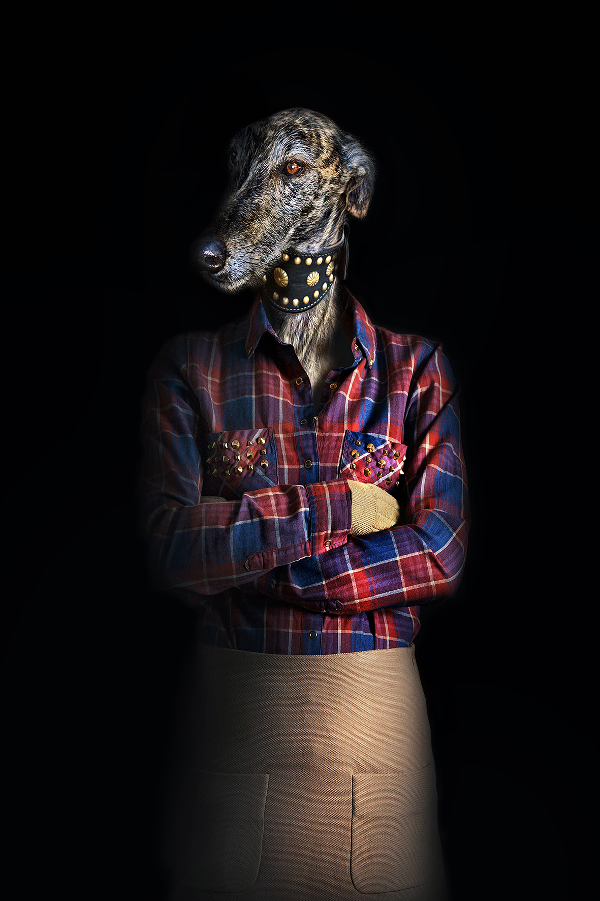 Second Skins - Retrato Número 41