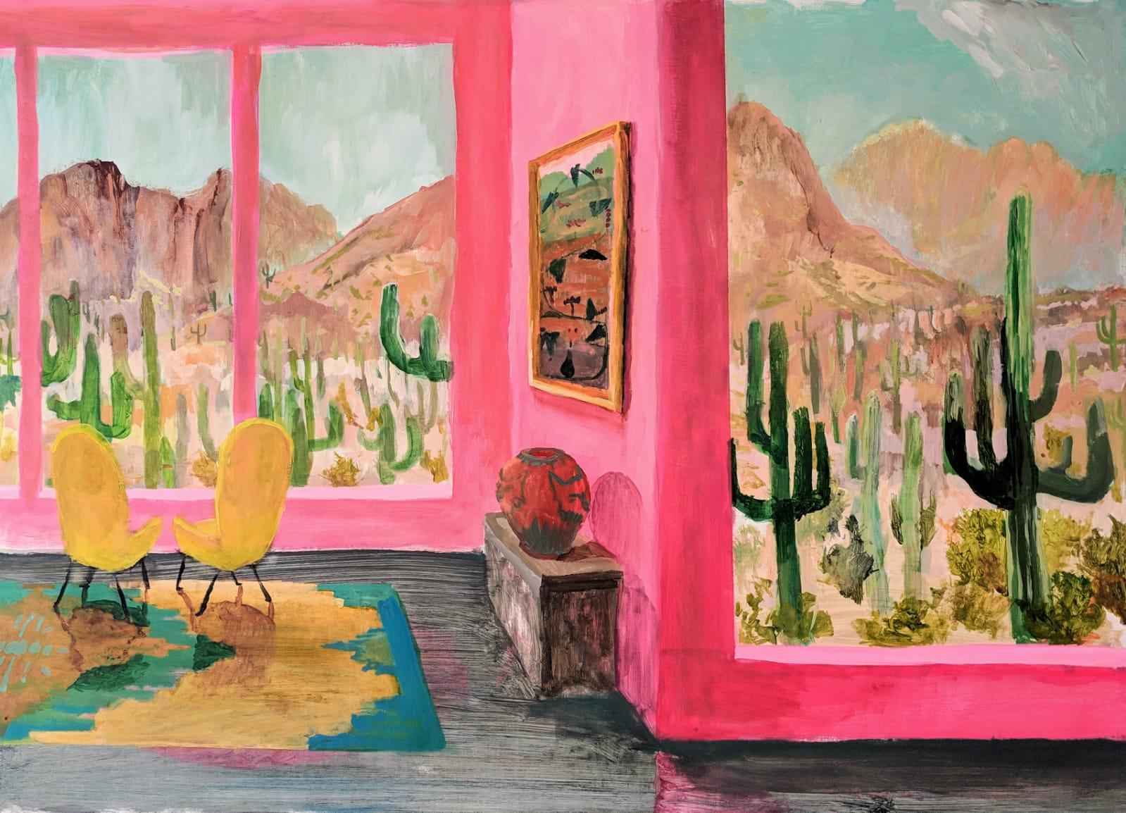 Mid Century Pop, Saguaro N.P