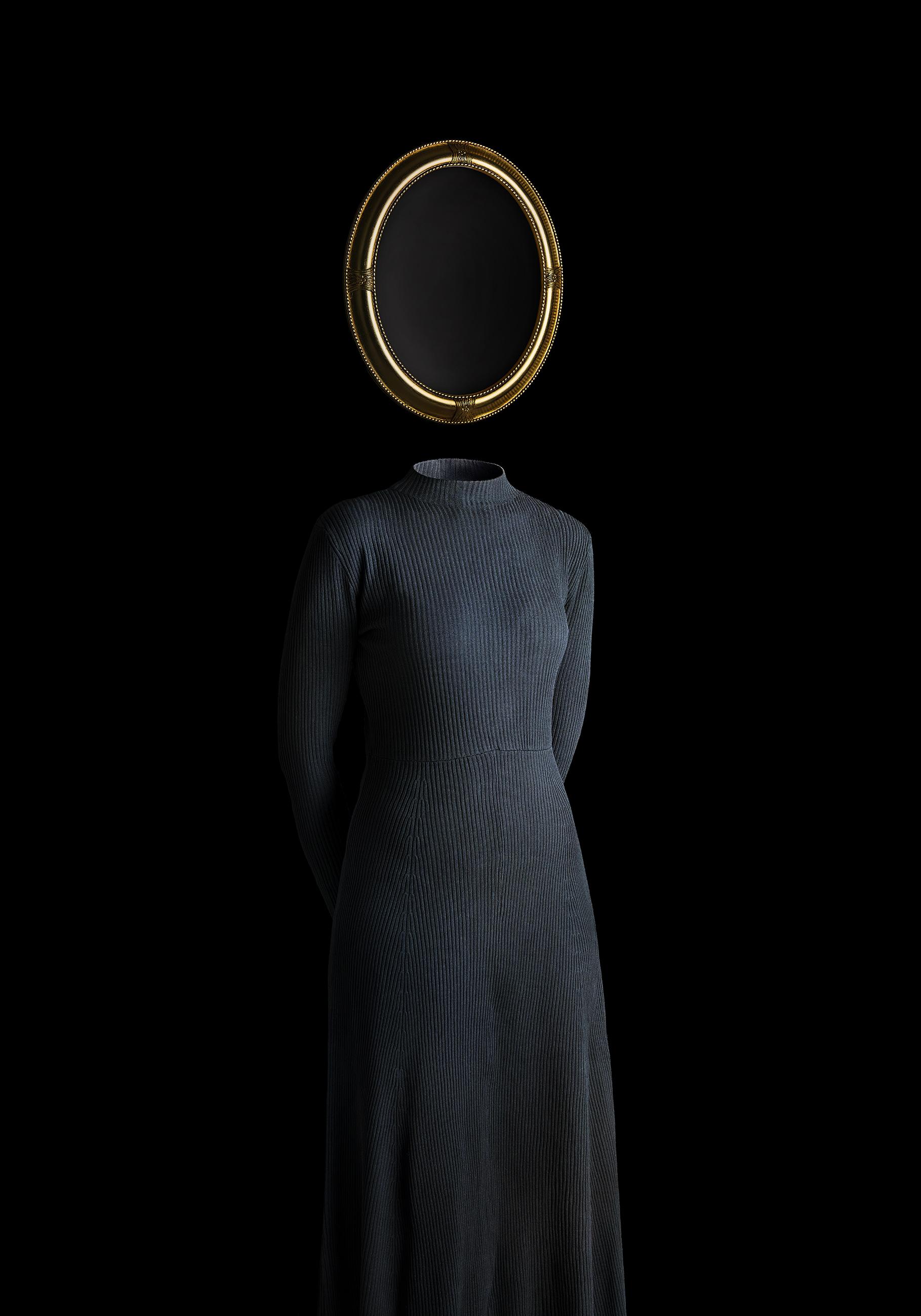 un miroir dans lequel vous regarder